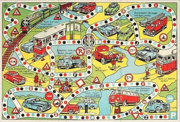 Verkehrsspiele