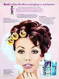 Ob man die Vitamine für den Haarwuchs trinken kann