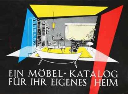 m bel 50er jahre. Black Bedroom Furniture Sets. Home Design Ideas
